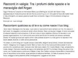 Dicono di me Maria Laura Berlinguer stile italiano made in italy fatto in italia consigli e suggerimenti moda fashion viaggi stile di vita