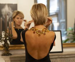 Carlo Zini bijoux gioielli made in italy maria laura berlinguer stile italiano fatto in italia moda donna accessori fashion