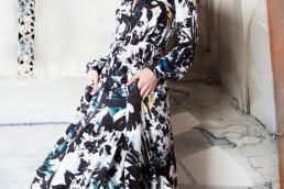 I vestiti per Natale Opificio Modenese Maria Laura Berlinguer stile italiano made in italy fatto in italia moda donna abbigliamento fashion