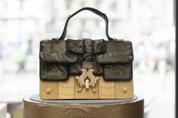 Giancarlo Petriglia borse moda donna - maria laura berlinguer stile italiano made in italy fatto in italia fashion arte design accessori donna