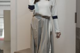 EllemenTi abbigliamento Made in Italy Maria Laura Berlinguer stile italiano fatto in italia moda donna fashion Lisa Tigano artigianato italiano