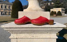 Le Gabrielle zoccoli - Gabriella Sala - Maria Laura Berlinguer stile italiano - made in italy - fatto in italia - moda donna - scarpe - fashion - artigianato italiano