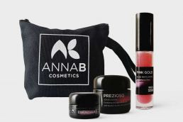 AnnaB Cosmetics - Anna B la cosmesi naturale efficace Maria Laura Berlinguer Stile Italiano trucco donna bellezza made in italy fatto in italia shopping
