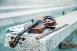 Il violino Made in Italy - Artigianato italiano strumenti musicali - maria laura berlinguer stile italiano - fatto in italia - musica - simona bruno - stradivari