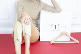 Toscanini Portabiti Made in Italy - Il lusso Made in Italy negli armadi - Maria Laura Berlinguer Stile Italiano - fatto in italia gruccia personalizzata artigianato italiano