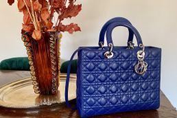 Lady Dior - Il valore del conto terzi in Italia Maria Laura Berlinguer stile italiano artigianato italiano fashion moda italiana borsa donna 3