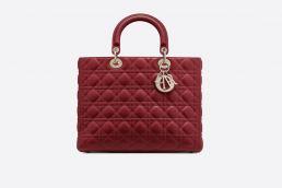 Lady Dior - Il valore del conto terzi in Italia Maria Laura Berlinguer stile italiano artigianato italiano fashion moda italiana borsa donna