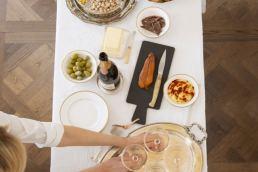 Mosnel la storia dietro il Franciacorta Maria Laura Berlinguer stile italiano made in italy food Giulio e Lucia Barzanò eccellenza italiana