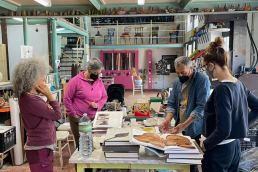 ArtiJanus/ArtiJanas Maria Laura Berlinguer Stile Italiano Made in Italy fatto in italia eccellenze italiane artigianato Sardo sardegna terra pintada