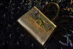 Eau de pochette Maria Laura Berlinguer stile italiano moda donna fashion design artigianato italiano eccellenza italiana fatto in italia