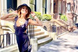 Donne a New York Ida Miceli Maria laura berlinguer stile italiano made in italy fatto in italia artigianato italiano